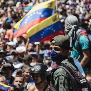 Se registra una serie de enfrentamientos, en Venezuela, con saldo de varios heridos.