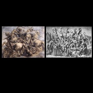 Michelangelo vs Leonardo (Parte II)