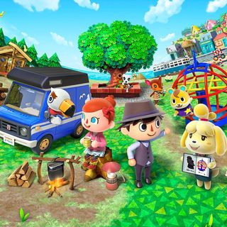 Gnarly Special - Animal Crossing: New Horizons