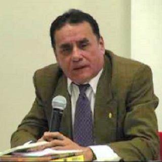 Profesor Alberto Castro-Justicia Transicional para la Paz-Parte 1