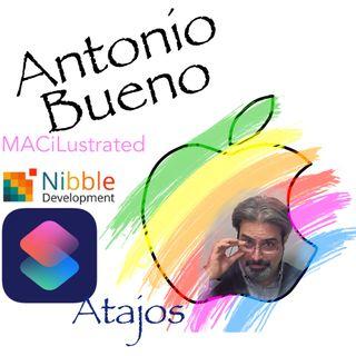 Antonio Bueno. Atajos en iOS
