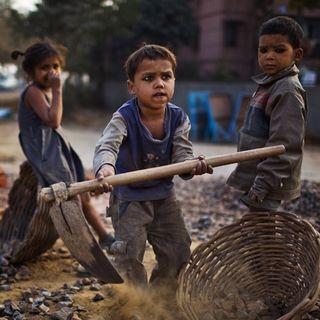 India, il clima minaccia i bambini