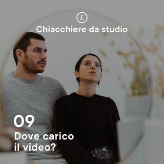 09 | Dove carico il video?