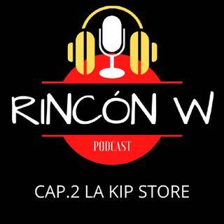 Rincón W/ Cap-2. La Kip Store 🐵🐵🐵