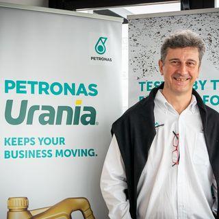 Puntata 71/2020 del 26 novembre - Ospite: Giovanni Cecconello (Petronas) - fluidi lubrificanti