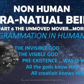 SUPRA NON HUMAN BEINGS PART 6 TETRAGRAMMATON BECOMES FLESH