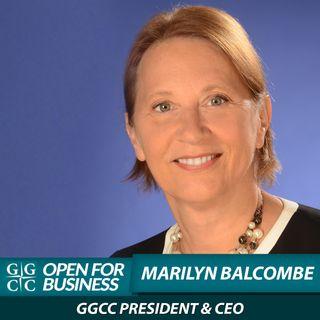 Marilyn Balcombe - Germantown Gaithersburg Chamber of Commerce
