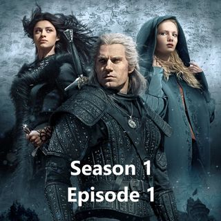 The Witcher S1 E1