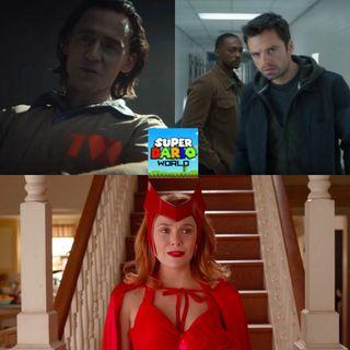 Loki, Wandavision, & Falcon and the Winter Soldier