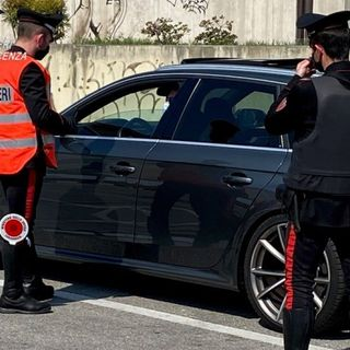 """300 grammi di cocaina per la """"piazza"""" bassanese: arrestato uno spacciatore"""