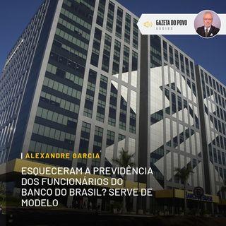 Esqueceram a previdência dos funcionários do Banco do Brasil? Serve de modelo