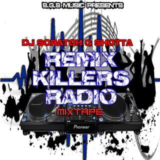 Dj Scratch G Shotta - Shotta Mixshow 36