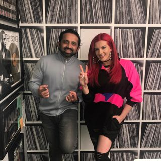 Dj Pup Dawg With Justina Valentine