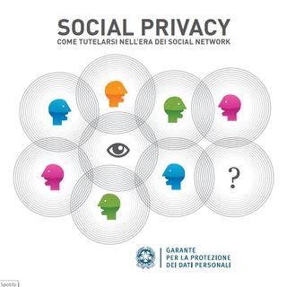 #31 Social privacy: i consigli del Garante