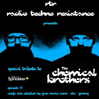 Special Tribute to The Chemical Brothers - Vinyls selection mix by Gian Mario Avena