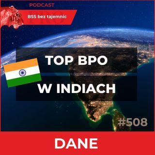 #508 Największe Hinduskie BPO I Ich Obecność W Europie