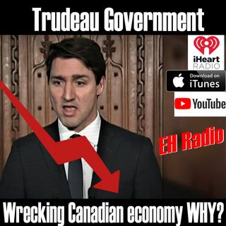 Morning Moment Trudeau Government Wrecking Canadian economy WHY? Feb 26 2018