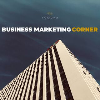 Business marketing corner