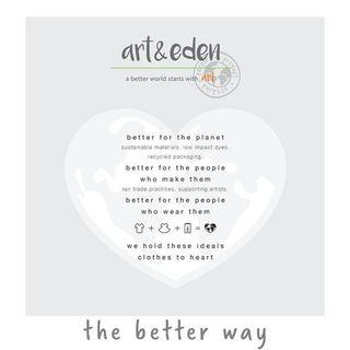 02 - Art + Eden Organic Clothing for Kids