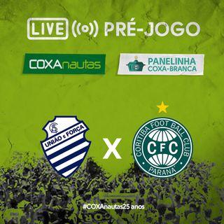 Pré-jogo CSA x Coritiba