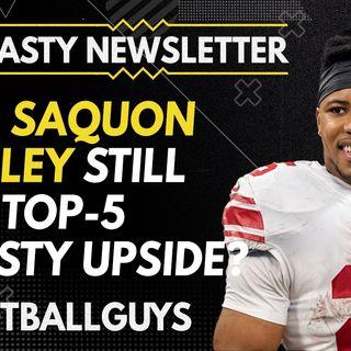 Does Saquon Barkley still have TOP-5 dynasty upside? - Dynasty Fantasy Football