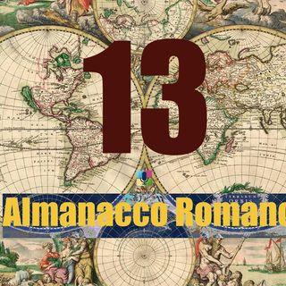 Almanacco romano - 13 maggio