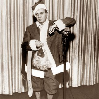 Classic Radio Theater for Saturday, December 19 Hour 3 - Jack Benny as Santa?