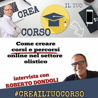 #STORIE21: Roberto Dondoli (creare corsi e percorsi online nel settore olistico)