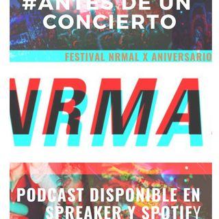 """Festival Nrmal 2019 """"Lo más fresco del Underground en la CDMX"""""""