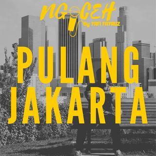 PULANG JAKARTA