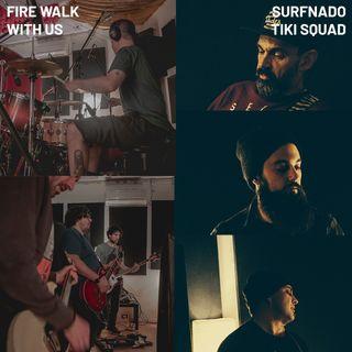 Beef e polemiche + intervista a Surfnado Tiki Squad & Fire Walk With Us - Karmadillo - s03e25