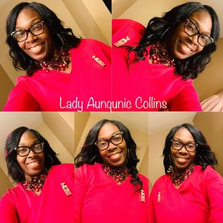 Episode 11 - God's Day with Lady Aunqunic Collins - 2.28.2020