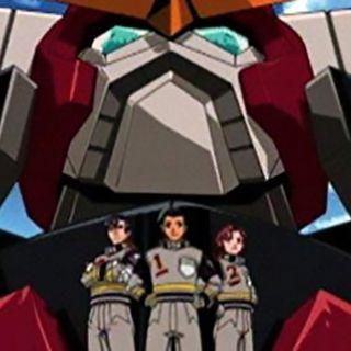 "RADIO GIAFFY - 08/10/19 ""Terrestrial Defense Corp. Dai-Guard"""