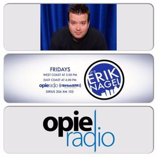 Ryan Hoppe on It's Erik Nagel on Opie Radio on SiriusXM