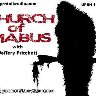 Church of Mabus: alien abduction expert Joe Montaldo