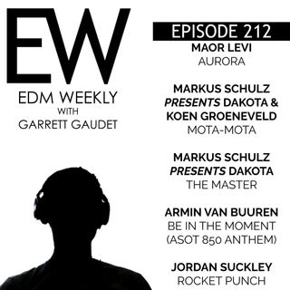 EDM Weekly Episode 212