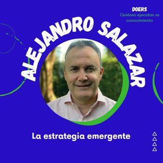 Alejandro Salazar, CEO de Breakthrough. La estrategia emergente