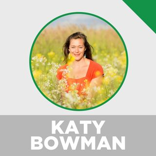 Throwing Out Your Furniture, Forest School, Gooey Bones, Why Weight Training Counts As Cardio & Much More With Biomechanist Katy Bowman.