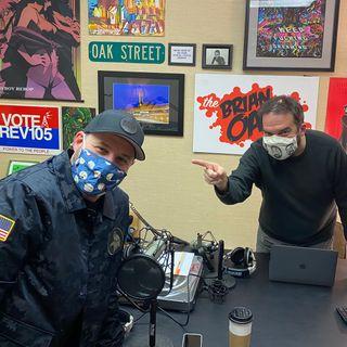 Ep 110 Chris Hawkey (KFAN Morning Show)