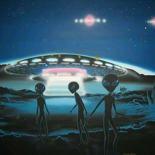 UFO Undercover Milab Alien Abduction Joe Montaldo