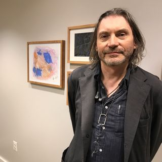 Phillips Collection Curator Dr. Klaus Ottman Speaks: Art, Aboriginal Women, and Appreciation