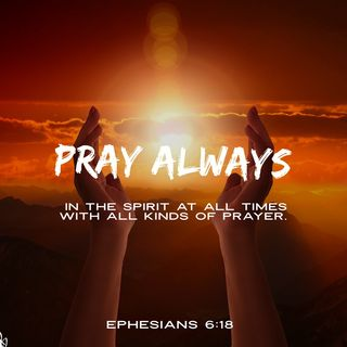 Cover Fire for the Saints - Intercessory Prayer