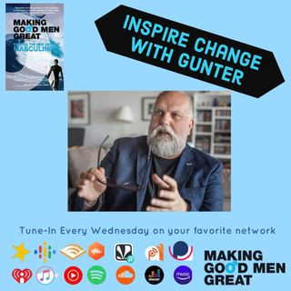 Inspire Change Episode 3-53 10 Points to Deal With Uncertainty  or How To Become a Psychological Ninja