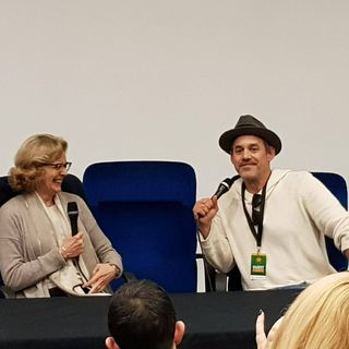 Wales Comic Con with Kristine Sutherland and Nicholas Brendon