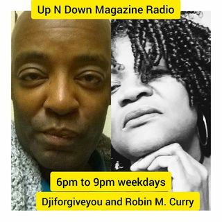 Up N Down Magazine Radio