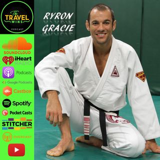 Ryron Gracie | seeing and meeting people of the world with Gracie Jiu Jitsu