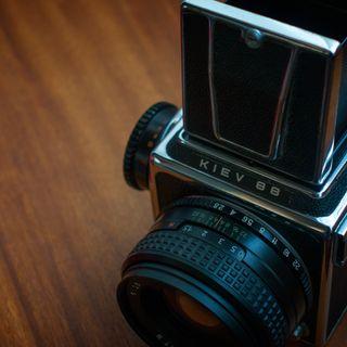 Kiev 88 :: Inexpensive Medium Format
