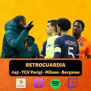 #45 - TGV Parigi - Milano - Bergamo