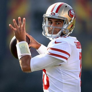 Former Patriots QB Jimmy Garoppolo Learning From Date With Porn Star