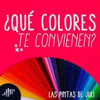 ¿Qué colores te convienen?